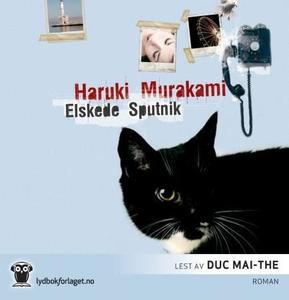 Elskede Sputnik (lydbok) av Haruki Murakami