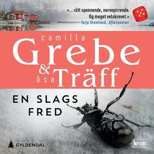 En slags fred (lydbok) av Camilla Grebe, Åsa