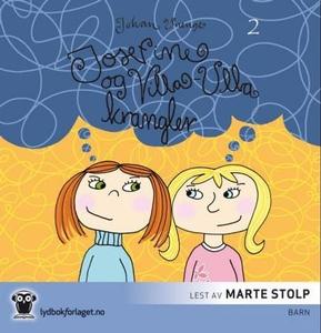 Josefine og Villa-Ulla krangler (lydbok) av J