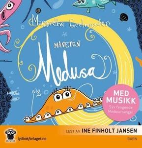 Maneten Medusa (lydbok) av Margrethe Geelmuyd