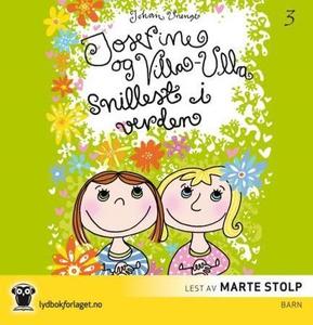 Snillest i verden (lydbok) av Johan Unenge