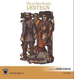Jærtegn (lydbok) av Vera Henriksen