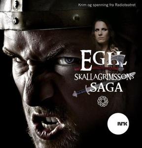Egil Skallagrimssons saga (lydbok) av Morten