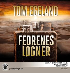 Fedrenes løgner (lydbok) av Tom Egeland
