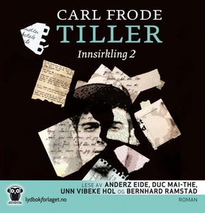 Innsirkling 2 (lydbok) av Carl Frode Tiller