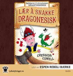 Lær å snakke dragonesisk (lydbok) av Cressida