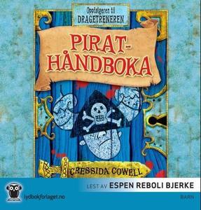 Pirathåndboka (lydbok) av Cressida Cowell