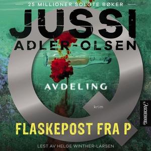Flaskepost fra P (lydbok) av Jussi Adler-Olse