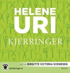 Kjerringer (lydbok) av Helene Uri