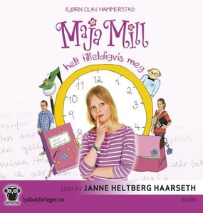Maja Mill (lydbok) av Bjørn Olav Hammerstad