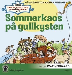 Sommerkaos på gullkysten (lydbok) av Måns Gah
