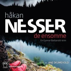 De ensomme (lydbok) av Håkan Nesser