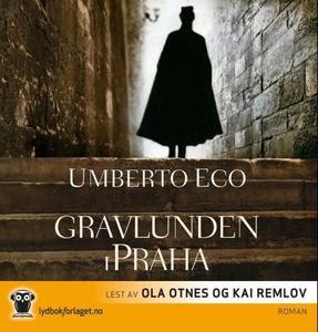 Gravlunden i Praha (lydbok) av Umberto Eco