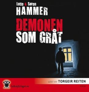 Demonen som gråt (lydbok) av Lotte Hammer, Sø