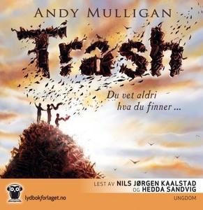 Trash (lydbok) av Andy Mulligan