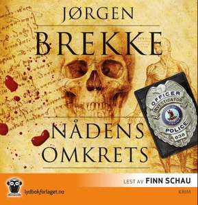 Nådens omkrets (lydbok) av Jørgen Brekke