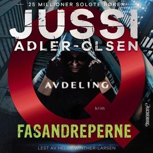 Fasandreperne (lydbok) av Jussi Adler-Olsen