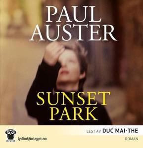 Sunset Park (lydbok) av Paul Auster