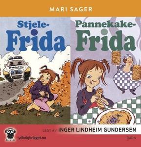 Stjele-Frida ; Pannekake-Frida (lydbok) av Ma