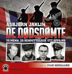 De dødsdømte (lydbok) av Asbjørn Jaklin