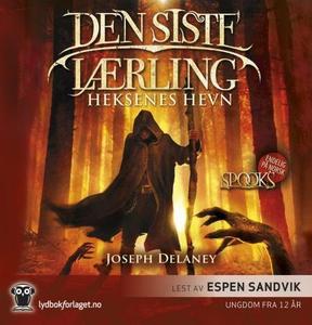Heksenes hevn (lydbok) av Joseph Delaney