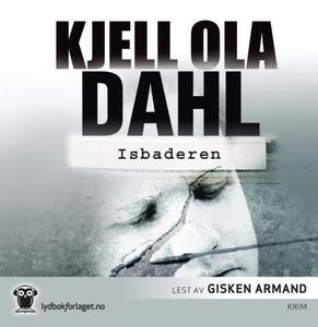 Isbaderen (lydbok) av Kjell Ola Dahl