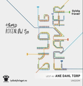 Gyldig fravær (lydbok) av Harald Rosenløw Eeg