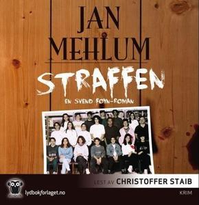 Straffen (lydbok) av Jan Mehlum