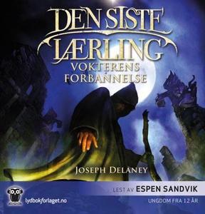 Vokterens forbannelse (lydbok) av Joseph Dela