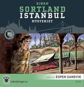 Istanbul-mysteriet (lydbok) av Bjørn Sortland