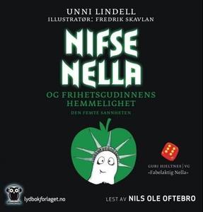 Nifse Nella og frihetsgudinnens hemmelighet (