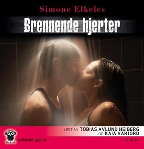 Brennende hjerter (lydbok) av Simone Elkeles