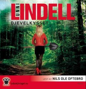 Djevelkysset (lydbok) av Unni Lindell