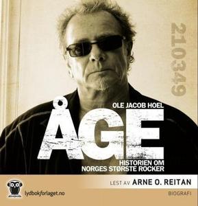 Åge (lydbok) av Ole Jacob Hoel
