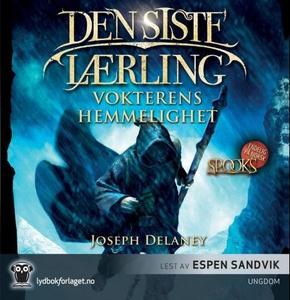 Vokterens hemmelighet (lydbok) av Joseph Dela