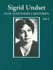 Olav Audunssøn i Hestviken (lydbok) av Sigrid