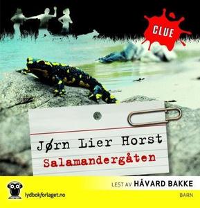 Salamandergåten (lydbok) av Jørn Lier Horst