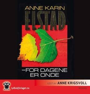 For dagene er onde (lydbok) av Anne Karin Els