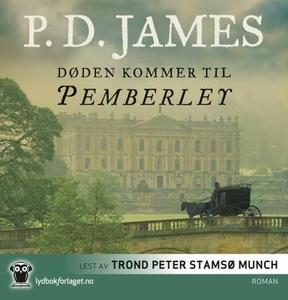 Døden kommer til Pemberley (lydbok) av P.D. J
