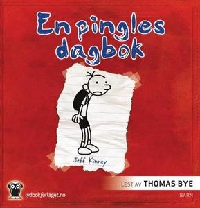 En pingles dagbok (lydbok) av Jeff Kinney