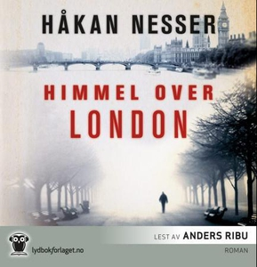 Himmel over London (lydbok) av Håkan Nesser