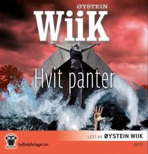 Hvit panter (lydbok) av Øystein Wiik