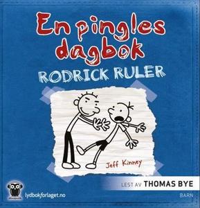 Rodrick ruler (lydbok) av Jeff Kinney