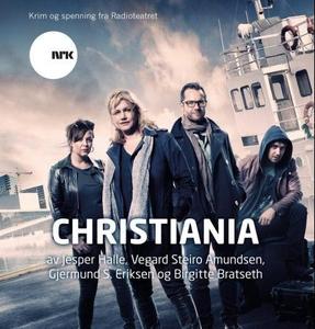 Christiania (lydbok) av Jesper Halle, Vegard