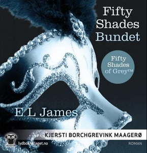 Fifty shades (lydbok) av E.L. James