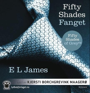 Fifty shades (lydbok) av E.L. James