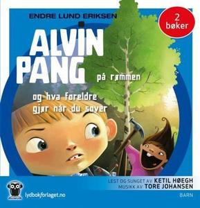 Alvin Pang på rømmen ; Alvin Pang og hva fore