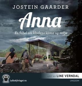 Anna (lydbok) av Jostein Gaarder