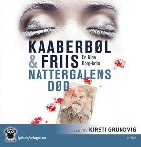 Nattergalens død (lydbok) av Lene Kaaberbøl,