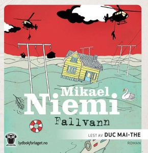 Fallvann (lydbok) av Mikael Niemi
